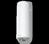 Бойлер Елдом Еврика 80, 2х1000 W, сух нагревател, малък диаметър