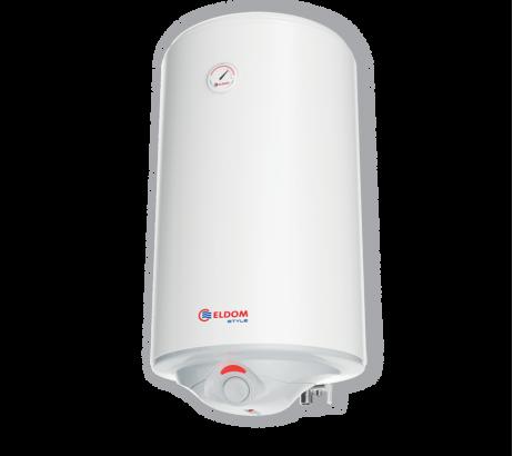 Warmwasserspeicher 80L, 2 kW, emailliert, grosser Durchmesser