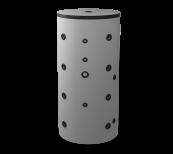 Pufferbehälter 500L, Mit einem Wärmetäuscher, nicht emailliert