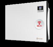 Convector de pared con mando electrónico y wi-fi, 1500 W