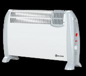 Θερμοπομπός δαπέδου με ενσωματωμένο ανεμιστήρα 2kW – λευκό