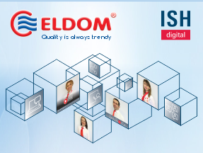 ELDOMINVEST at the Largest Trade Fair ISH Digital
