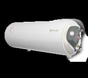 Комбинированный водонагреватель 80M2, горизонтальный, эмалированный