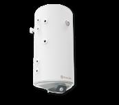 Комбинированный водонагреватель 100л, с двумя параллельно расположенными теплообменниками, эмалированный