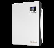 Wandkonvektor mit elektronischer Steuerung ELDOM Galant, 500W