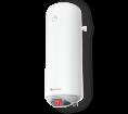 Бойлер 80 ЕЛДОМ Еврика с керамичен нагревател, 2 kW, емайлиран, малък диаметър