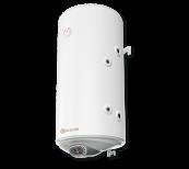 Комбинированный водонагреватель 100л со змеевиком с нижним расположением, эмалированный, с электронным управлением