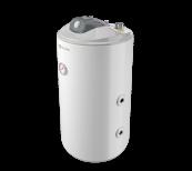 Boilere tip de sine stătător cu schimbător de căldură pentru instalaţii pe gaz (TST), 80 l.