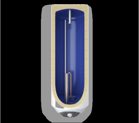 Водонагреватель 80 л, М2, 3 kW, Эмалированный