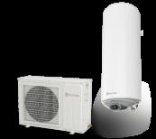 Heat Pump Water Heater 120l., Enameled
