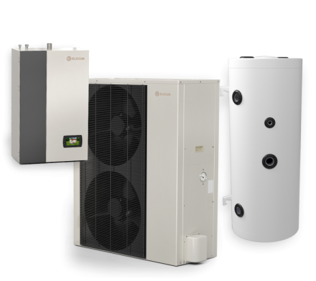 Термопомпена система 13 kW