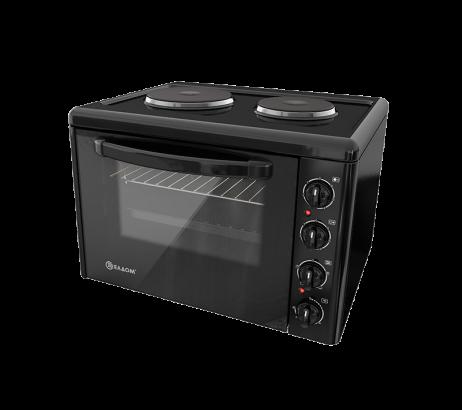 Готварска печка с чугунени нагревателни плочи 203VFEN