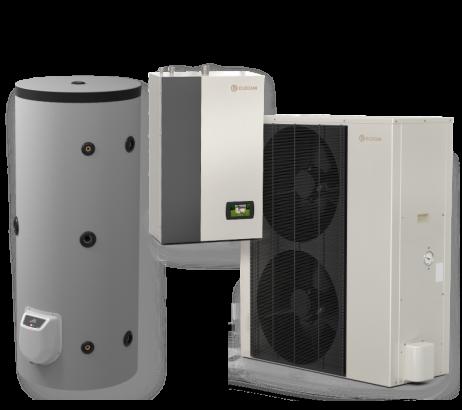 Термопомпена система 19 kW