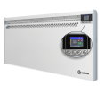 NEW CONVECTOR HEATERS WITH INTELLIGENT ELECTRONIC CONTROL