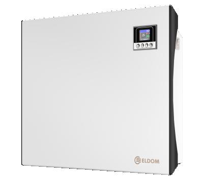 Настенный конвектор с электронным управлением ELDOM Galant, 1000 Вт