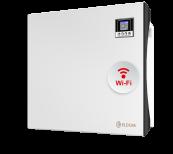 Convector de pared con mando electrónico y wi-fi, 1000 W