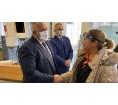 Посещение на премиера Бойко Борисов и министър Деница Сачева в ЕЛДОМИНВЕСТ