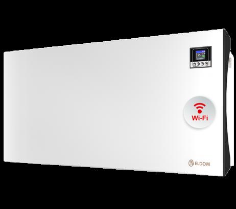 Стенен конвектор с електронно управление и Wi-Fi, 2500 W
