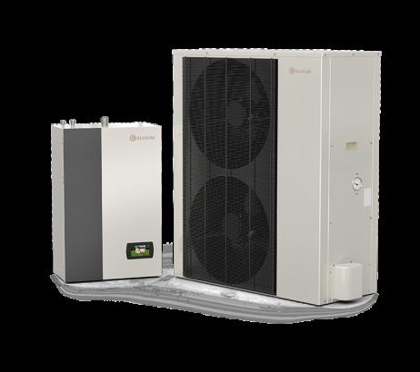 Теплонасосная система 13 kW