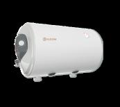 Комбинированный водонагреватель 80М1, горизонтальный, эмалированный