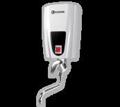 Проточный водонагреватель ЕЛДОМ, смеситель с керамической головкой, 3,5 kW