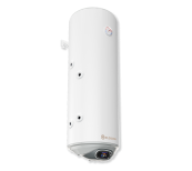 Комбинированный водонагреватель 80л M2, эмалированный, с электронным управлением