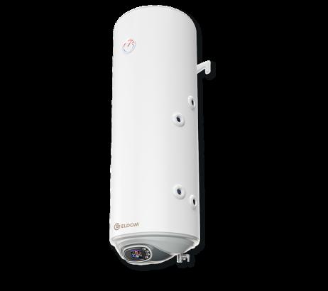 Комбинированный водонагреватель 80л M2 со змеевиком с нижним расположением, эмалированный, с электронным управлением