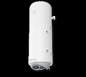 Boiler mixt 80L M2, un schimbător de căldură, emailat,  cu gestionarea electronică