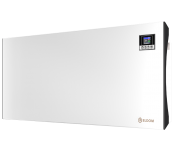 Wall mounted convector heaters with digital control ELDOM Galant, 2500 W