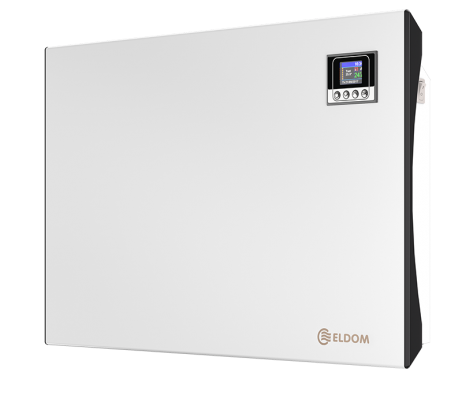 Стенен конвектор с електронно управление ELDOM Galant, 1500 W