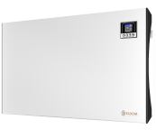 Wall mounted convector heaters with digital control ELDOM Galant, 2000 W